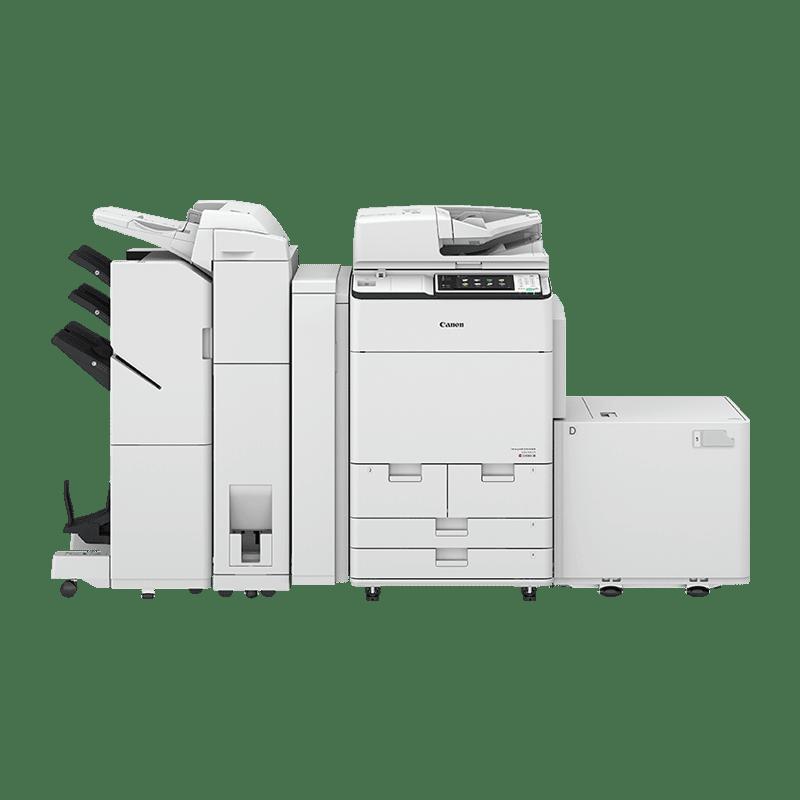 Canon_iR ADV C7565I 3 : un photocopieur à louer plutôt qu'à acheter