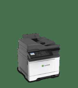 Notre matériel disponible à la location: photocopieur multifonction Couleur Compact